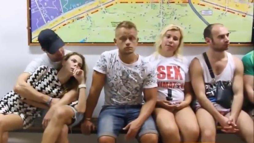 Секс перед расстрелом видео