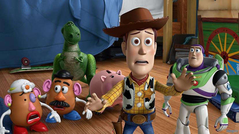В США умер создатель ковбоя Вуди из «Истории игрушек»