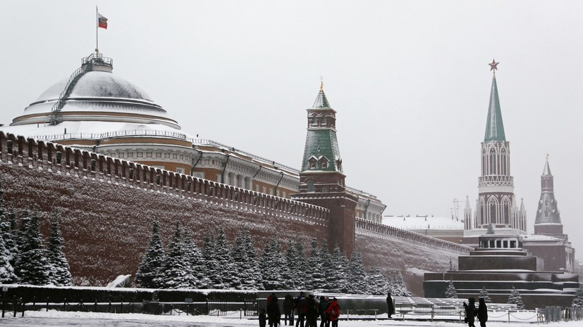 Кремль огласил темы встречи Путина с канцлером Австрии