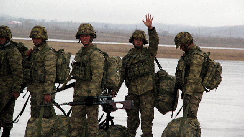 Эксперт оценил ввод Турцией подразделений спецназа в сирийский Африн