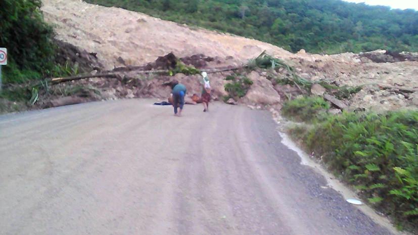 Десять человек погибли в результате землетрясения в Папуа — Новой Гвинее