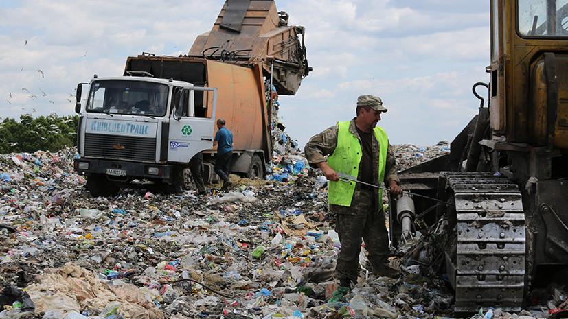 Львов может снова столкнуться с мусорным кризисом