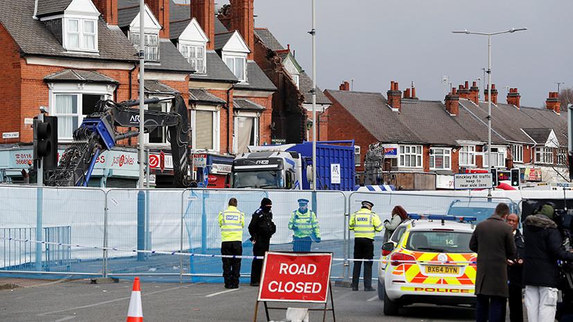 В полиции Лестера сообщили об увеличении числа погибших при взрыве в магазине