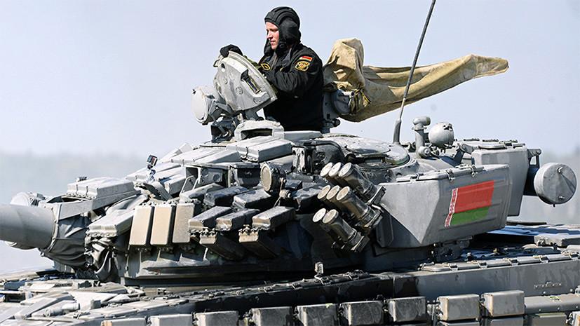 Военная инспекция из США проверит воинскую часть в Белоруссии в рамках ДОВСЕ