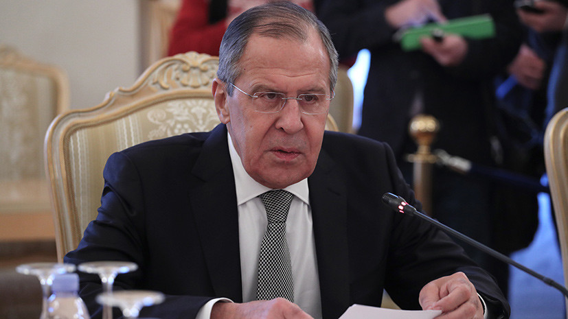 Лавров объяснил своё опоздание на встречу с главой МИД Ирака