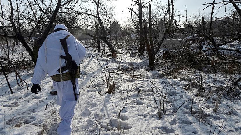 В ЛНР заявили о четырёх случаях обстрела со стороны ВСУ за прошедшие сутки
