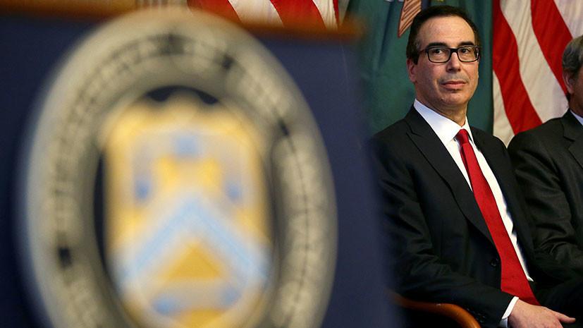 В Госдуме отреагировали на обещание США ввести новые санкции в течение 30 дней