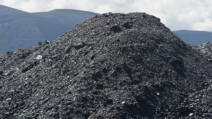 На Сахалине задержали подозреваемых в краже пяти тысяч тонн угля с месторождения