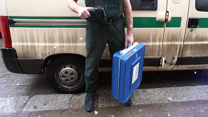 МВД проводит проверку по факту пропажи 14 млн рублей из инкассаторской сумки в Москве