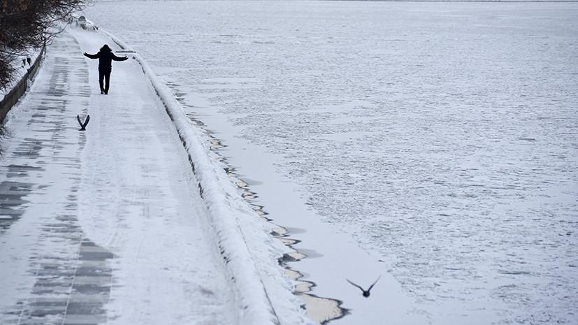 В Москве 27 февраля ожидается до -16 °С