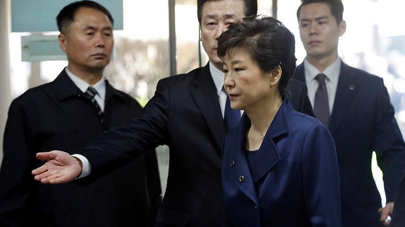 В Южной Корее прокуратура потребовала 30 лет заключения для экс-президента страны