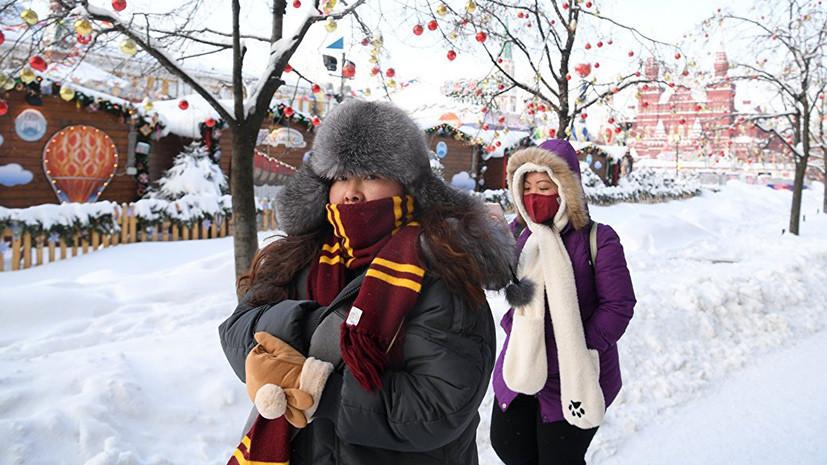 Синоптики рассказали, когда стоит ожидать потепления в Москве