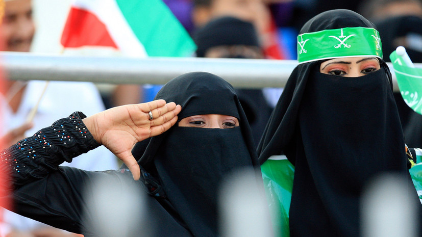 В Саудовской Аравии женщины получили право служить в армии