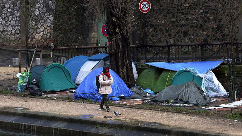 ЕС выделил дополнительные €3,7 млрд на борьбу с миграционным кризисом
