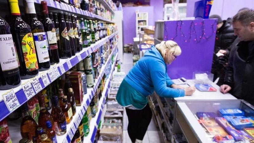 Общественники выяснили, что 80% алкоголя в мелкой рознице является контрафактом