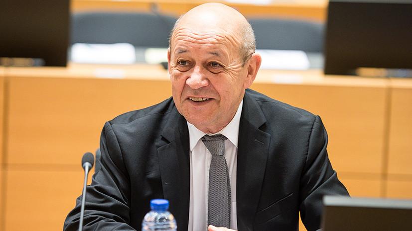 Глава МИД Франции: только Россия может оказать давление на Сирию для выполнения резолюции ООН