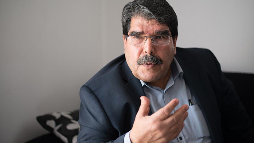 В Чехии освободили бывшего лидера сирийских курдов