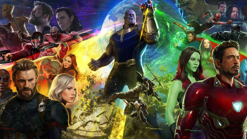 Дату выхода фильма «Мстители: Война бесконечности» в России вернули на 3 мая