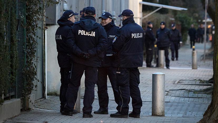 В Польше задержали подозреваемых в нападении на Союз венгров в Ужгороде в начале февраля