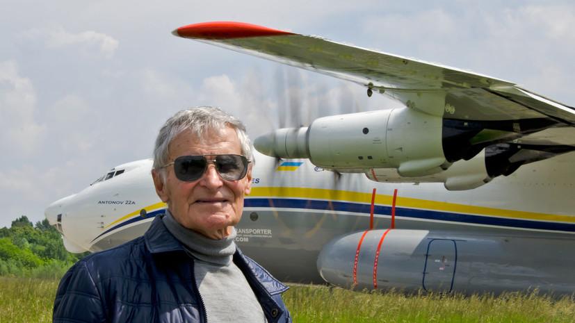 На Украине умер Герой Советского Союза лётчик Юрий Курлин