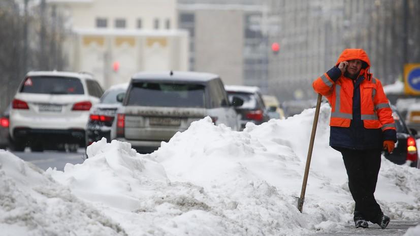 В феврале в Московском регионе выпало 180% месячной нормы осадков