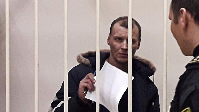 Суд в Петербурге продлил арест обвиняемого в совершении взрыва в супермаркете