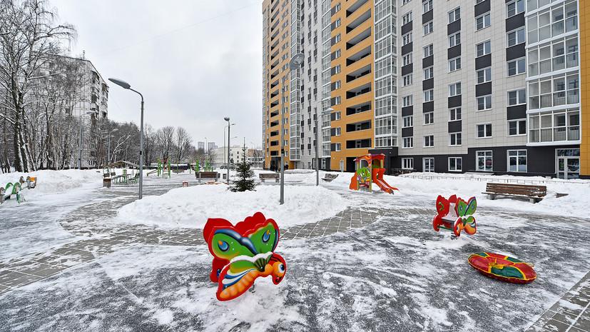 В Москве зарегистрирован первый собственник жилья в рамках программы реновации