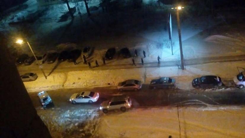 Источник: в Казани мужчина устроил стрельбу в одном из жилых домов