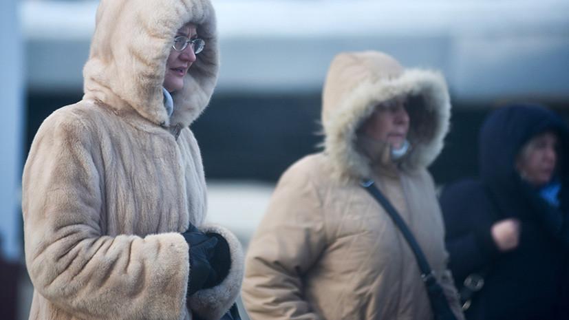 В Москве 28 февраля ожидается до -16 °С