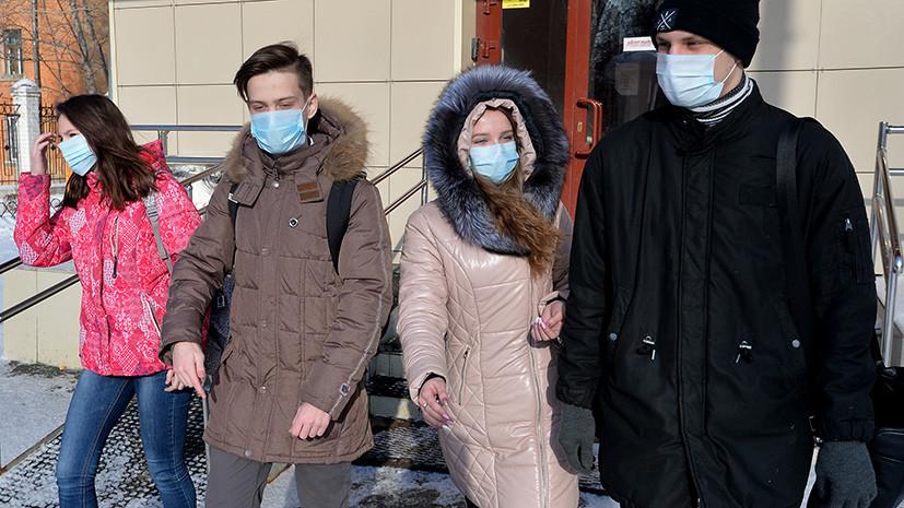Роспотребнадзор предупредил о высокой активности вирусов гриппа в 12 странах