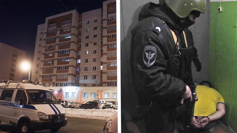 Стрельба в Казани: у погибшего сотрудника Росгвардии остались жена и трое детей