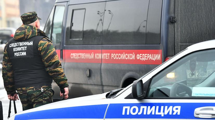 СК возбудил дело против замглавы МВД по Красноярскому краю