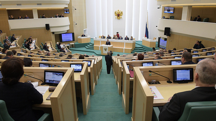 В Совфеде оценили заявление Пентагона о «перекраивании» Россией международных границ