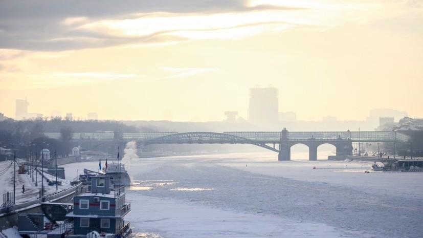 МЧС объявило экстренное предупреждение в Москве из-за аномальной погоды