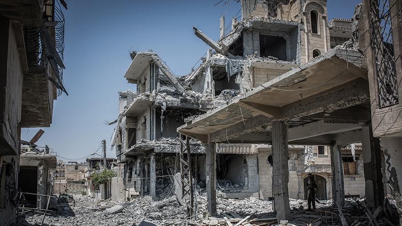 «Грязная политика США»: почему американская коалиция удерживает тысячи беженцев в сирийской пустыне