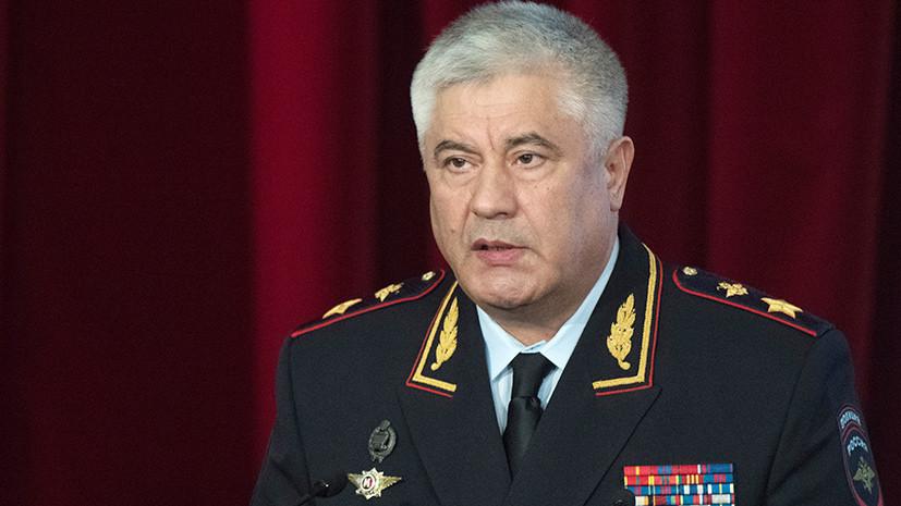 Глава МВД заявил о ликвидации в 2017 году 14 террористических ячеек в России