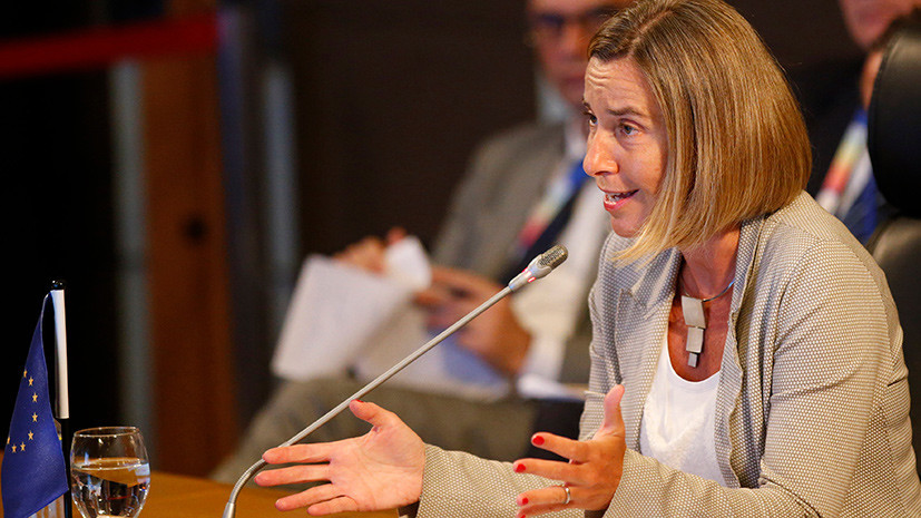В бундестаге призвали усилить позиции ЕС по внешней политике из-за низкой эффективности