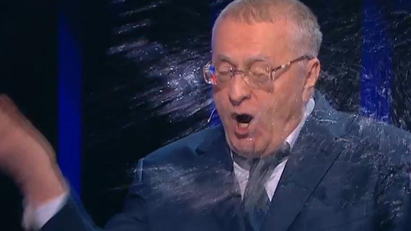 Собчак прокомментировала конфликт с Жириновским во время дебатов