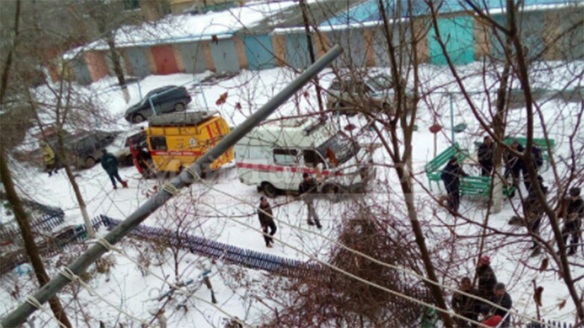 Источник: при взрыве неустановленного устройства в доме в Таганроге погиб один человек