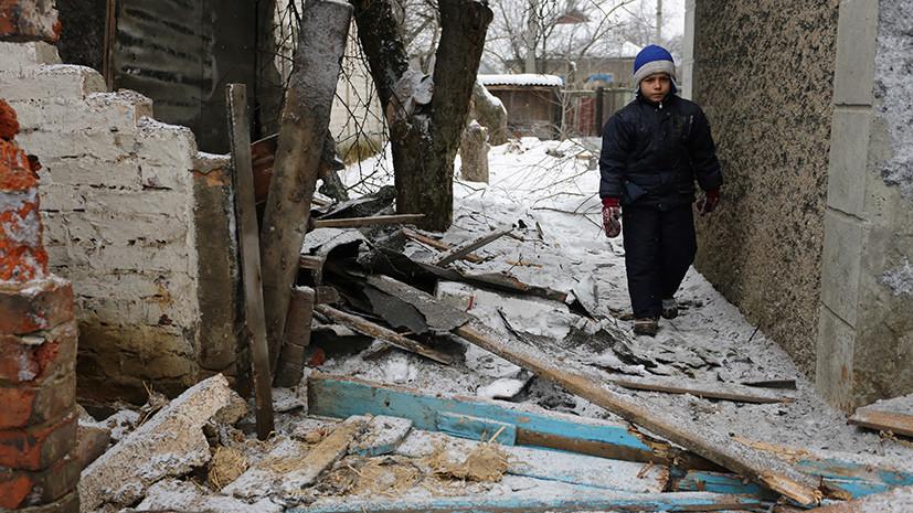 Дейнего: контактная группа договорилась об «абсолютном перемирии» в Донбассе с 5 марта