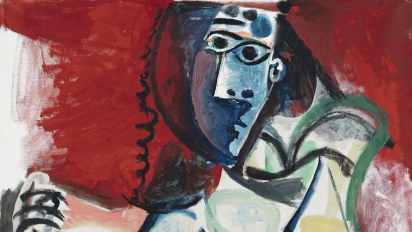 Полотно Пикассо продано на аукционе в Лондоне за $19 млн