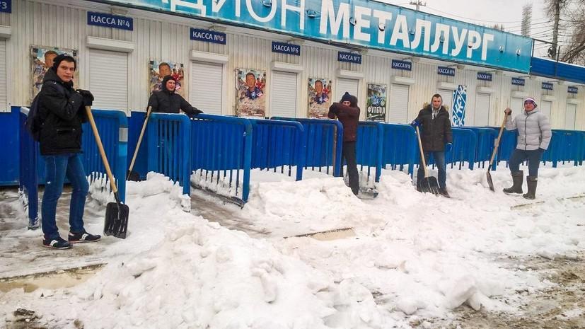 Футбол на морозе, перенос игры «Спартака» и первый за три года гол Погребняка: как прошли четвертьфиналы Кубка России