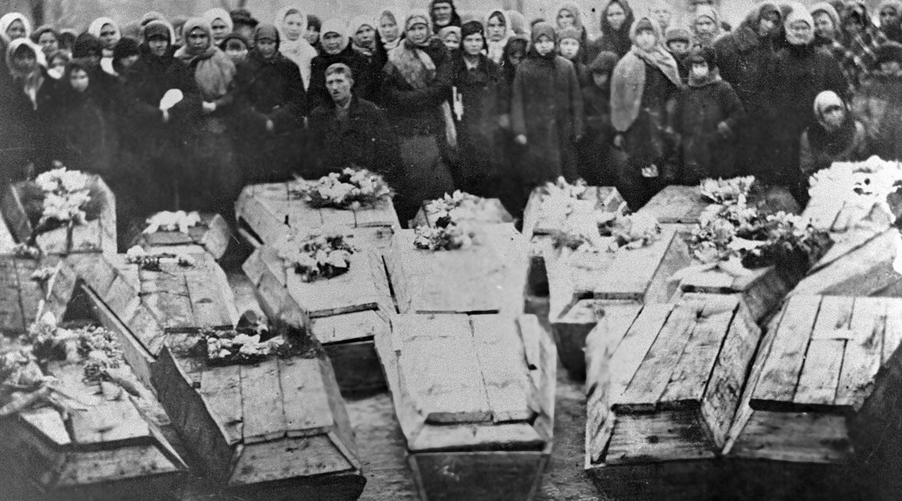 «Сердца закипали гневом»: 75 лет назад нацисты казнили партизан «Молодой гвардии»