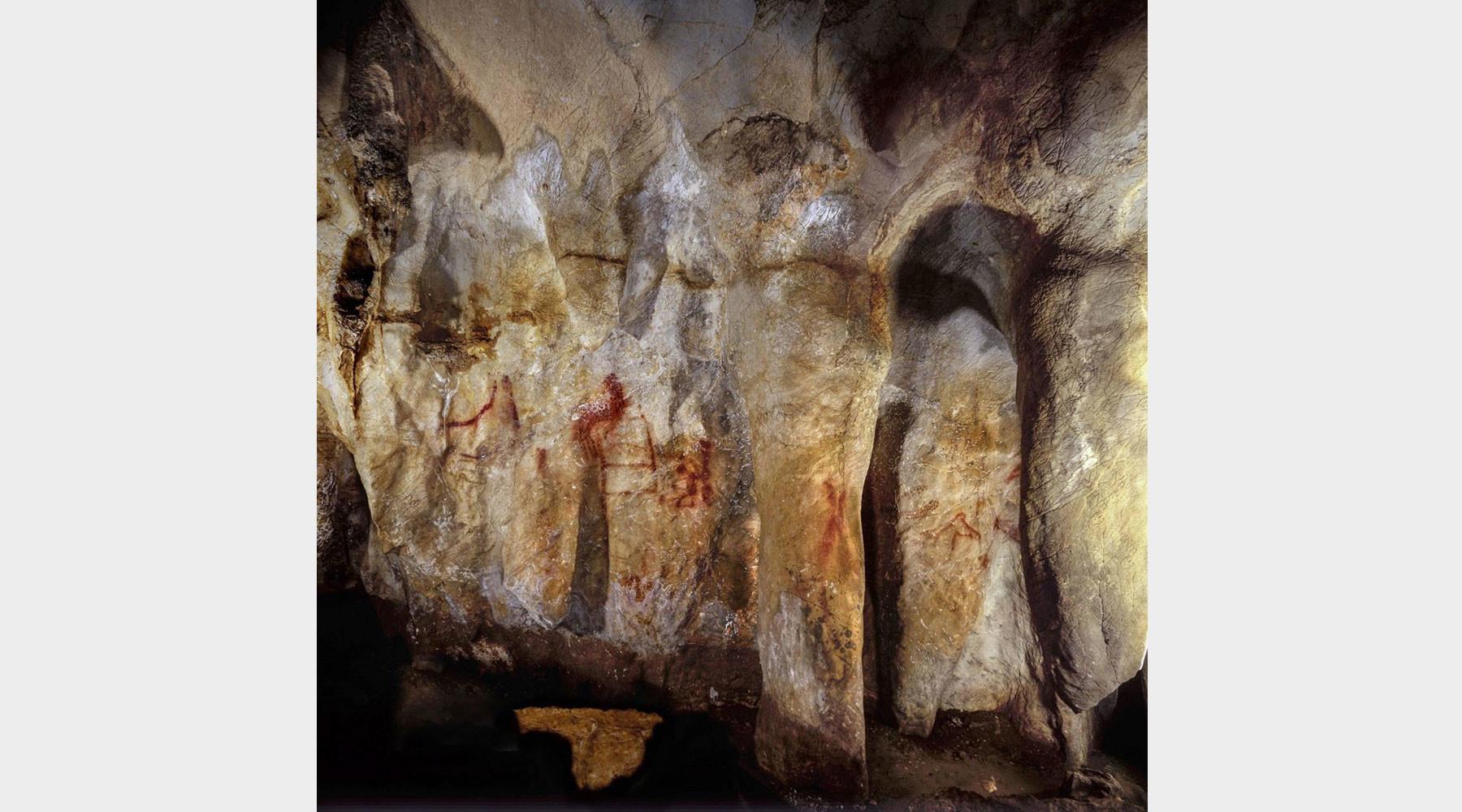 Ученые: неандертальцы были первыми художниками наЗемле
