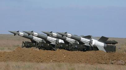Зенитный ракетный комплекс С-125 «Печора»