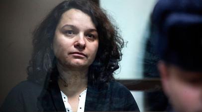 Врач-гематолог Елена Мисюрина, освобожденная из-под стражи Мосгорсудом