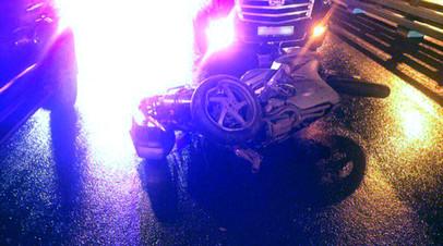 Экспертиза показала, что сбивший насмерть байкера пьяный полицейский не мог избежать ДТП