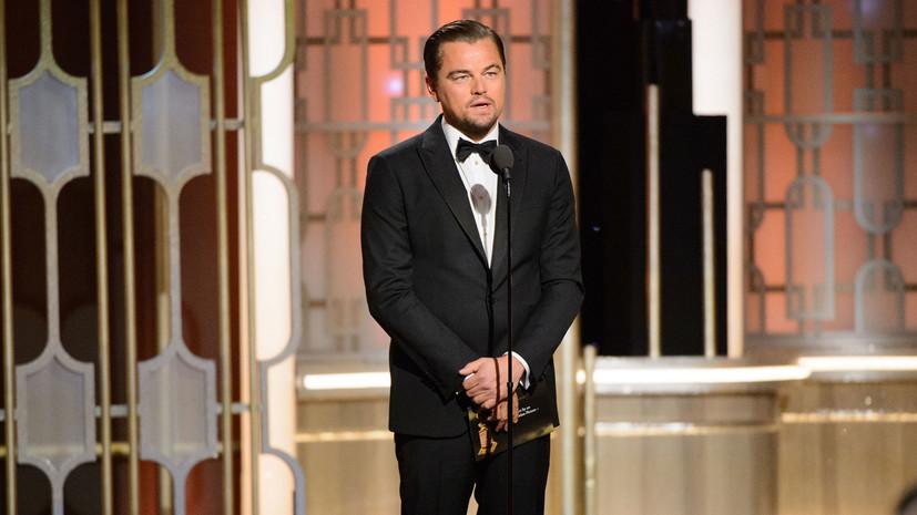 Брэд Питт и Леонардо Ди Каприо снимутся в новом фильме Тарантино «Однажды в Голливуде»