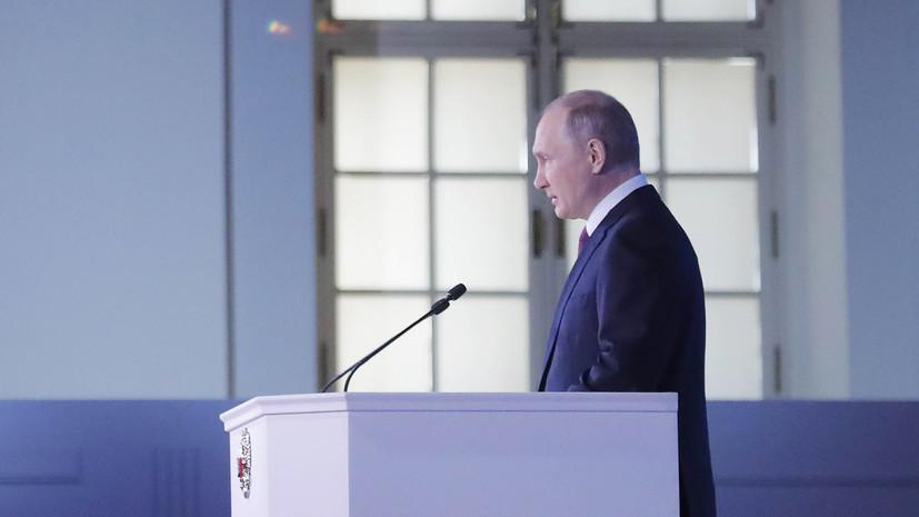 Путин призвал снижать ставку по ипотеке до 7% годовых