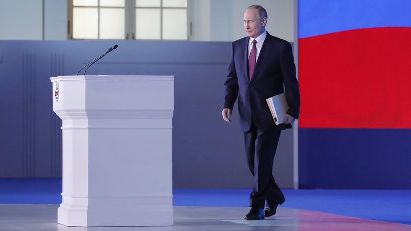 Путин призвал увеличить финансирование здравоохранения в России вдвое